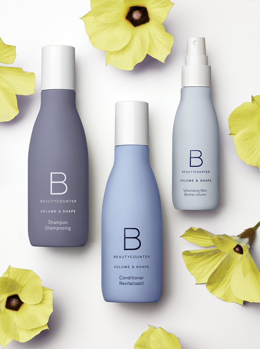 Beautycounter Volume and Shape Shampoo